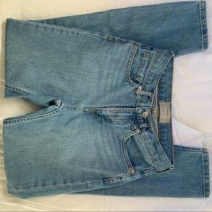 Everlane Jeans - Everlane light wash skinny jeans size 25